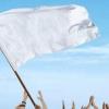 Що означає білий прапор?