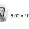 Що таке число авогадро?
