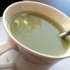 Дієта - зелений чай з молоком