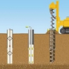 Фундамент буронабивної в будівництві малоповерхових будівель