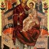 """Цілюща молитва. """"Всецариця"""" (пантанесса) - ікона пресвятої богородиці"""