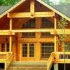 До чого сниться дерев`яний будинок?