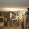 Як пофарбувати стелю?