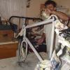 Як пофарбувати велосипед?
