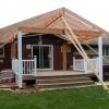 Як побудувати веранду до будинку своїми руками з мінімальними витратами і максимальною якістю?
