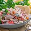Як приготувати крабовий салат?
