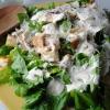 Як приготувати салат цезар?