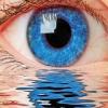 Як промити око?