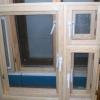 Як зробити дерев`яне вікно?