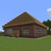 Як зробити будиночок в майнкрафт?