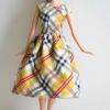 Як зробити плаття для ляльки?