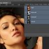 Як прибрати червоність в фотошопі (photoshop)?