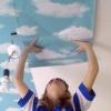 Як прикрасити стелю?