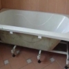 Як встановити акрилову ванну?
