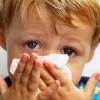 Як вилікувати нежить дитині?