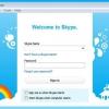 Як зареєструватися в скайпі?