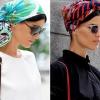 Як зав`язати шарф на голові?