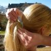 Як зав`язати волосся?