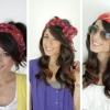 Як зав`язувати шарф на голову