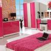 Який колір поєднується з рожевим?