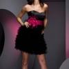 Коротке плаття з пишною спідницею для юних модниць
