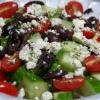 Кулінарні секрети: грецький салат з бринзою