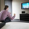 На якій відстані дивитися телевізор?