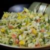 Нестандартне рішення - крабовий салат з капустою
