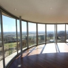 Панорамне скління балкона, лоджії