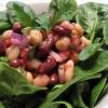 Салат з квасолі консервованої для святкового столу