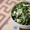 Салат з горошком простий і поживний