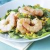 Салат з креветками і кальмаром