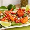 Салат з креветками і сиром - смачне частування
