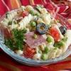 Салат з макаронами. Рецепти приготування