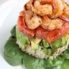 Салат з руколою і креветками - шикарне блюдо