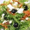 Салат із сьомгою слабосоленої: рецепти