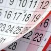 Скільки в році днів. Скільки святкових, навчальних, робочих днів на рік