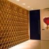 Стельові дерев`яні панелі для внутрішньої обробки: види, фото