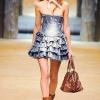 Вічна мода: джинсові сарафани