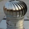 Вентиляційні дефлектори, що запобігають перекидання повітря