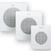 Вентилятор настінний: види, особливості та сфера застосування