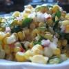 Смачні салати з консервованою кукурудзою